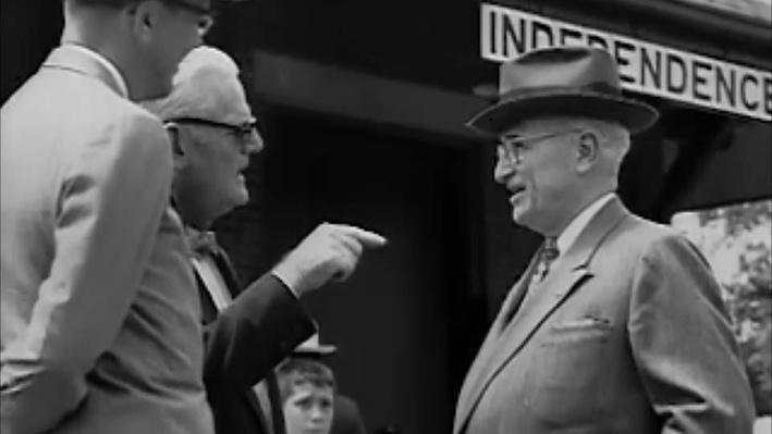 American Experience: Truman, Part 2--Truman Returns Home