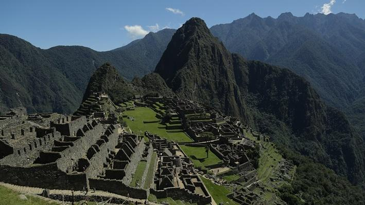 Machu Picchu's Stone Terraces | Time Scanners: Machu Picchu: Chapter 2