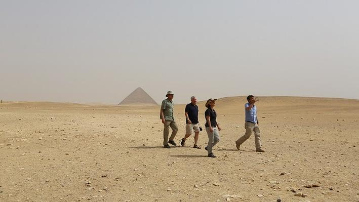Pyramid Construction   Time Scanners: Egypt: Chapter 2