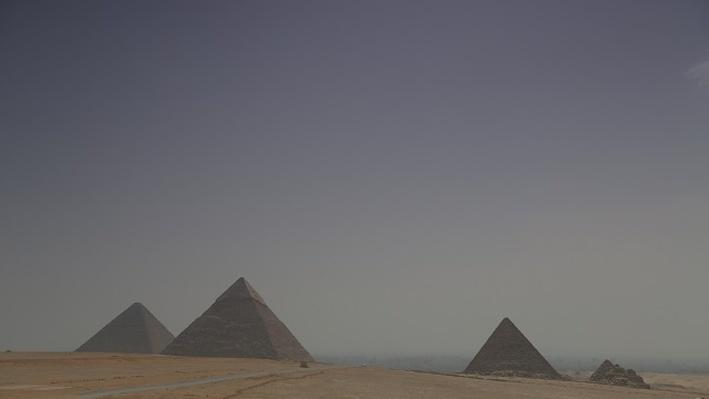 Engineering Egypt's Pyramids   Time Scanners: Egypt: Chapter 1