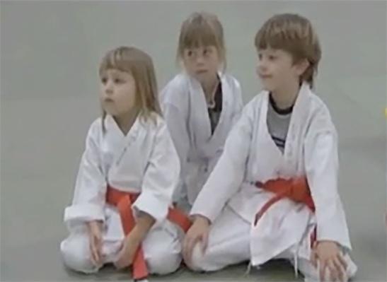 Aikido Dojo Field Trip