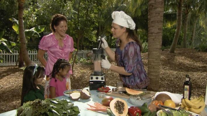 Healthy Foods at Jungle Island Field Trip