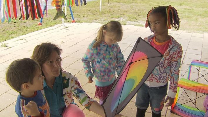 Kites Field Trip