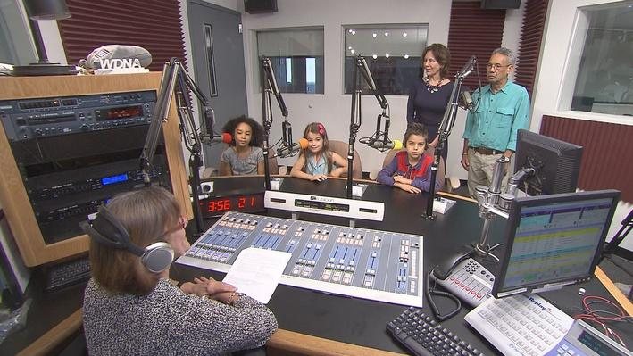 Radio Station Field Trip