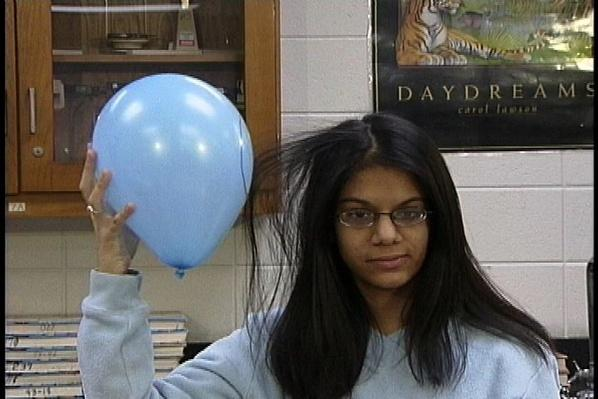 Physics 801: Introduction to Static Electricity