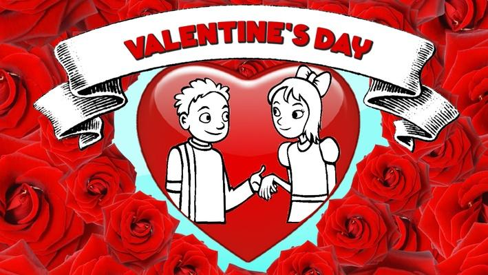 Valentineu0027s Day | All About The Holidays | Social Studies | Video | PBS  LearningMedia