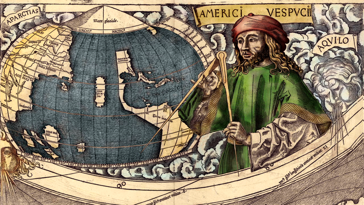 Amerigo Vespucci | PBS World Explorers