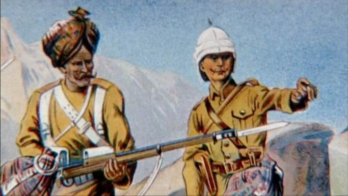 Queen Victoria's Empire: Engines of Change | India