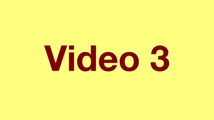 Present Tense Verbs | Pronunciation Video
