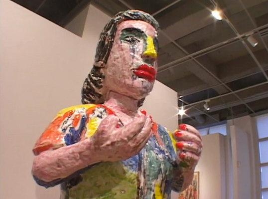 Viola Frey: Visual Arts (Sculpture)