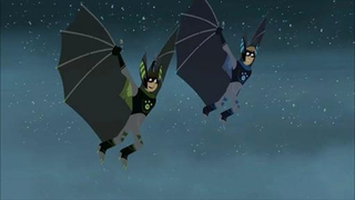 The World of Bats Lesson Plan | Wild Kratts