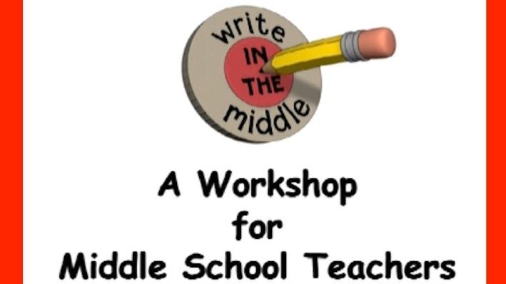 Samples of Student Work | Write in the Middle Workshop 3: Teaching Poetry