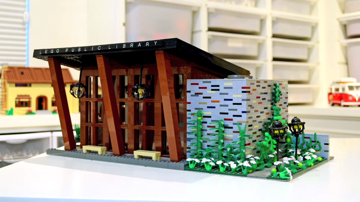 How Architects Use Toy Blocks for Modeling