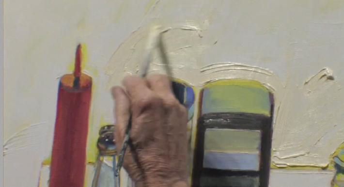 Wayne Thiebaud: Visual Arts (Painting)