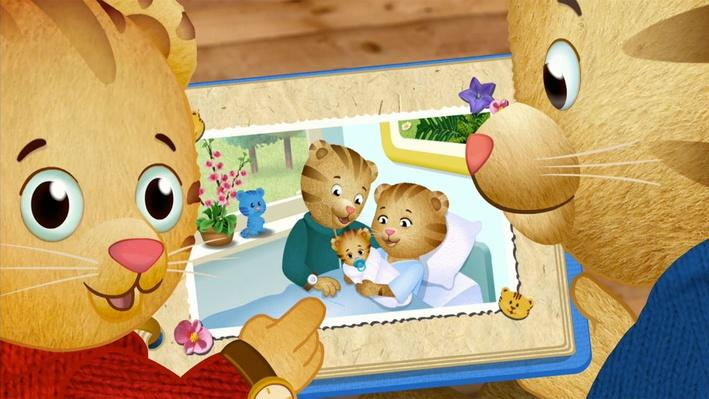 We're Going to Have a New Baby in Our Family | Daniel Tiger's Neighborhood