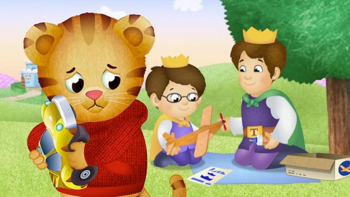 We're Having Brother Time | Daniel Tiger's Neighborhood