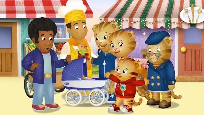 Welcome Baby Margaret | Daniel Tiger's Neighborhood
