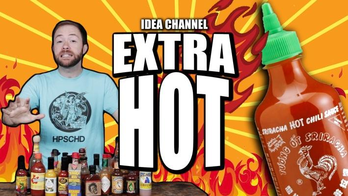 What Do Hot Sauce Labels Say About America? | PBS Idea Channel