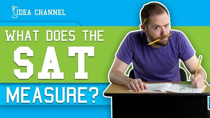 What Does the SAT Really Test? | PBS Idea Channel