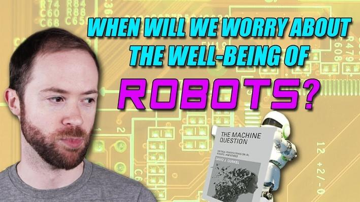 When Will We Worry About the Well-Being of Robots? | PBS Idea Channel