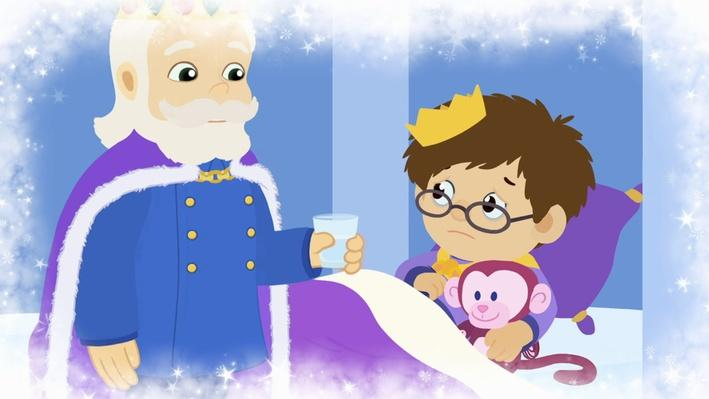 When You're Sick, Rest is Best Song | Daniel Tiger's Neighborhood