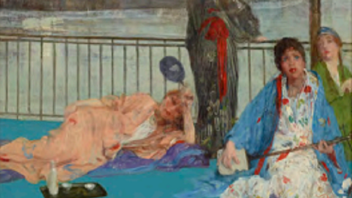 Lesson 1: Whistler's Quest for Beauty | James McNeill Whistler: The Case for Beauty