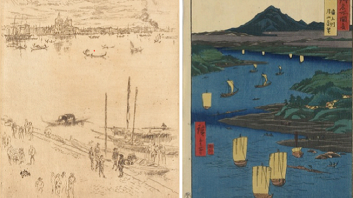 Lesson 2: Japanese Influence on Whistler | James McNeill Whistler: The Case for Beauty