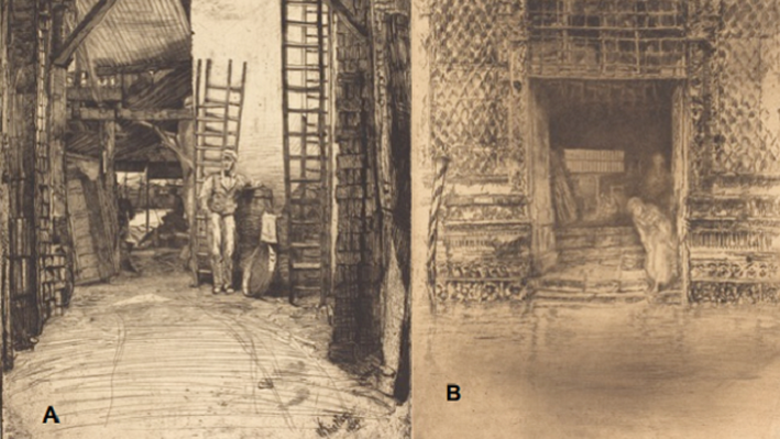 Lesson 3: Whistler's Drawing and Etching Techniques | James McNeill Whistler: The Case for Beauty