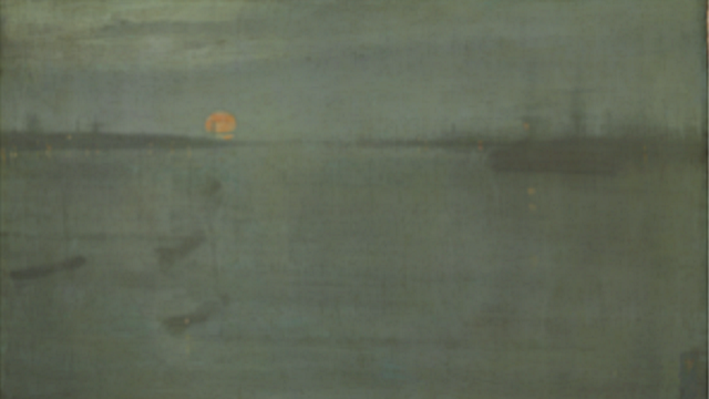 Lesson 4: The Evolution of Whistler's Nocturnes | James McNeill Whistler: The Case for Beauty