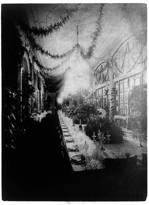 State Dinner, 1898