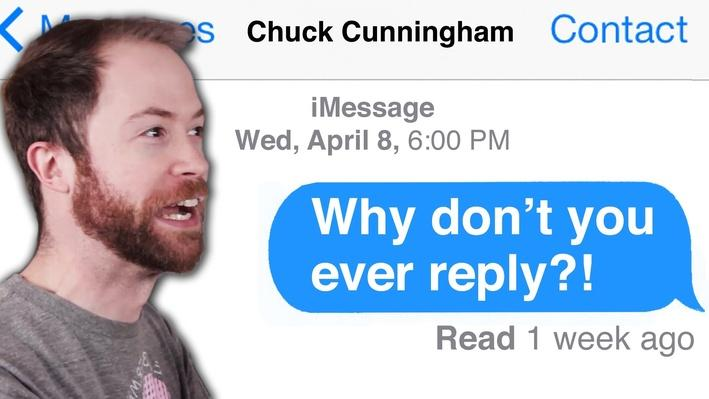 Why Are You Ignoring My iMessages?? | PBS Idea Channel