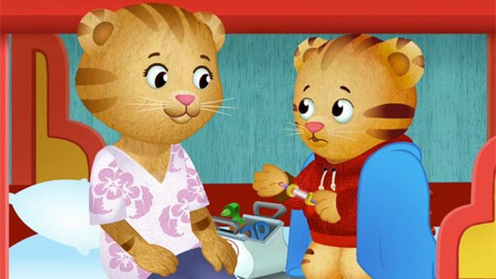 Why Do I Need to Get a Shot? | Daniel Tiger's Neighborhood