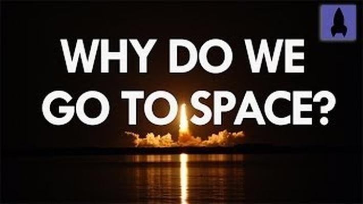 Why Do We Go to Space? | It's Okay to Be Smart