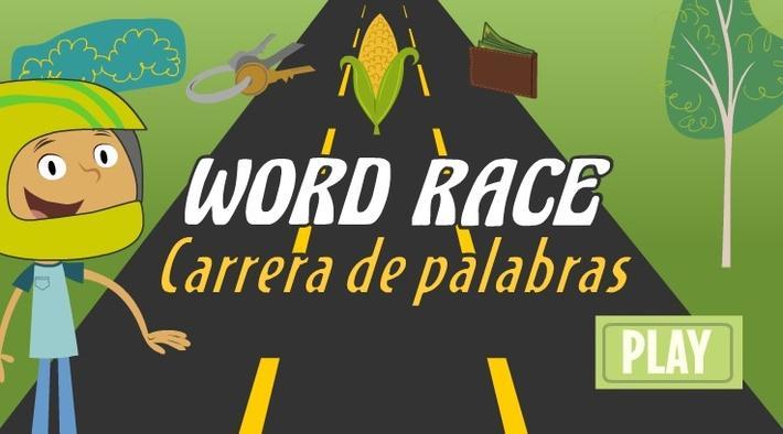 Word Race: Tomato