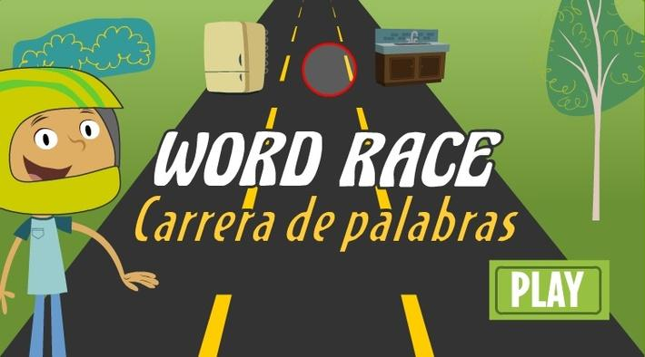 Word Race: Cowboys and Librarians