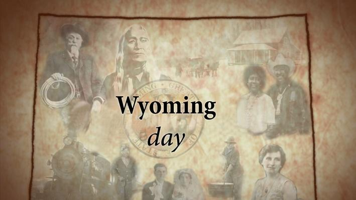 Wyoming Day Video Grades K-5