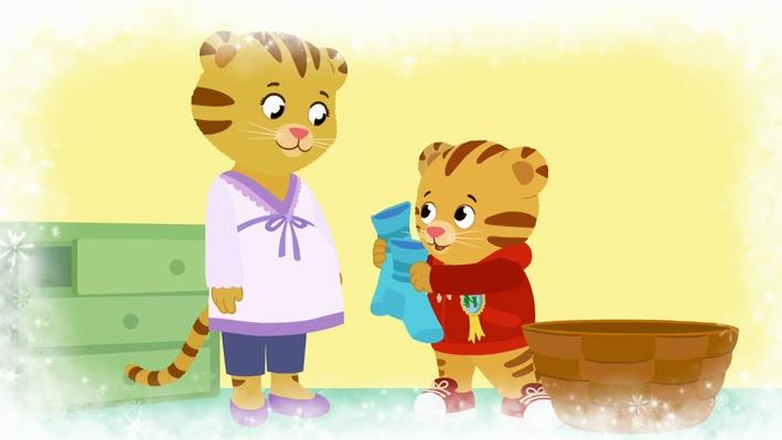 You Can Be a Big Helper in Your Family | Daniel Tiger's Neighborhood