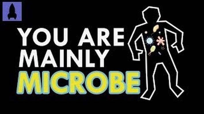 You Are Mainly Microbe - Meet Your Microbiome | It's Okay to Be Smart