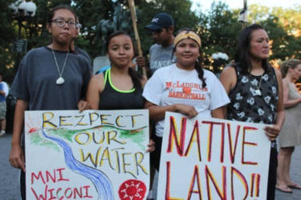The Lowdown | The Youth Activists Behind the Standing Rock Resistance Lesson Plan