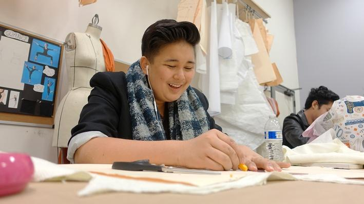 From Sketchbook to Runway: Fashion Design with Zachary Fernandez | KQED Art School