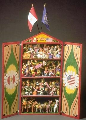 Hispanic Culture in Utah: Jeronimo Lozano's Retablo