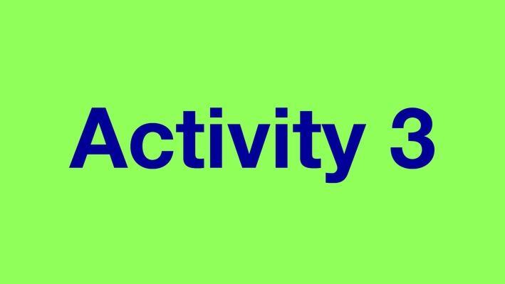 Present Tense Verbs / Los verbos en tiempo presente