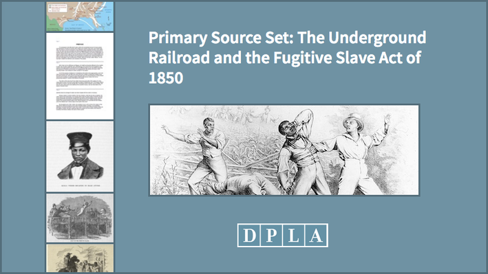 The Underground Railroad and the Fugitive Slave Act of 1850