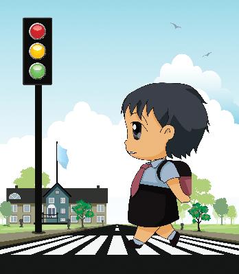 Crosswalk | Clipart