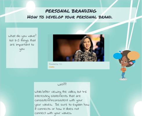 Branding yourself!