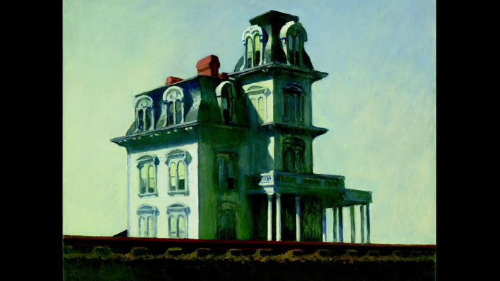 Symbolism, Setting, and Post-World War Urbanization: Edward Hopper's House by the Railroad
