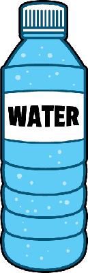 Bottle of Water | Clipart