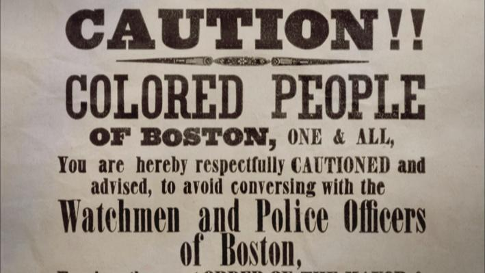 The Abolitionists: Defying the Fugitive Slave Law