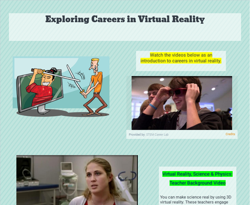 WVABE l Virtual Reality Careers