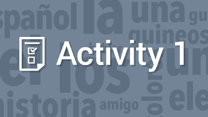 Colors / Los colores | Supplemental Spanish Grades 3-5